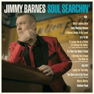 Jimmy Barnes Soul Searchin', 2016