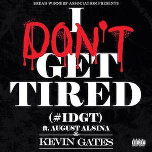 I Don't Get Tired Album