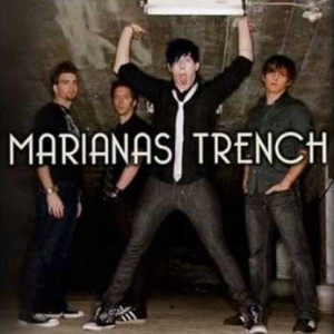 Celebrity status marianas trench album lyrics