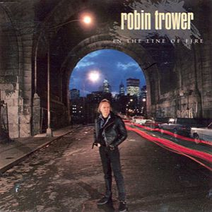 Robin Trower In the Line of Fire, 1990