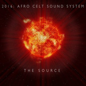 Afro Celt Sound System The Source, 2016