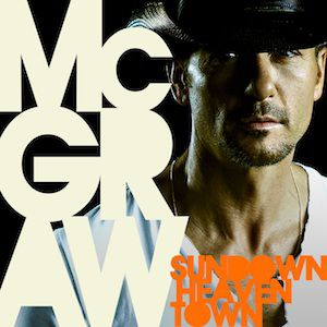 Tim McGraw Sundown Heaven Town, 2014