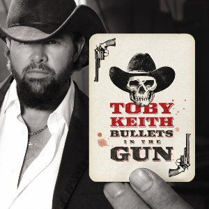 Toby Keith Bullets in the Gun, 2010