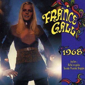 France Gall 1968, 1967