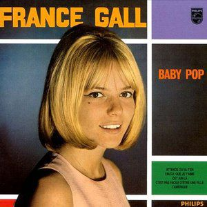 France Gall Baby Pop, 1966