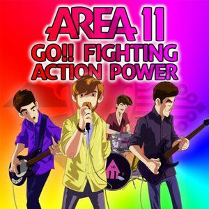 GO!! Fighting Action Power - album