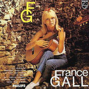 France Gall Les Sucettes, 1965