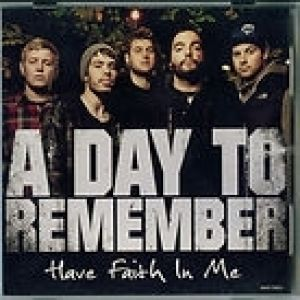 Have Faith in Me - album