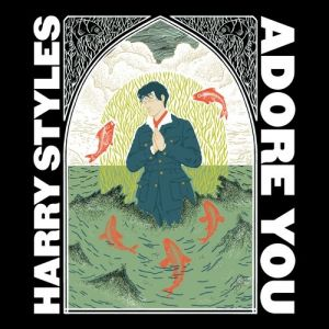 Harry Styles Adore You, 2019