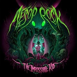 Aesop Rock The Impossible Kid, 2016