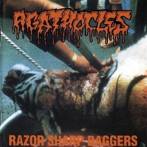 Razor Sharp Daggers - album
