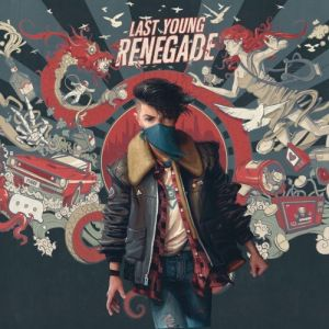 All Time Low Last Young Renegade, 2017