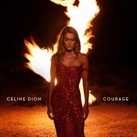 Celine Dion Courage, 2019