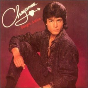 Chayanne Sangre Latina, 1986