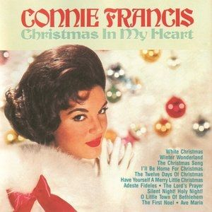 Connie Francis Christmas in My Heart, 1959