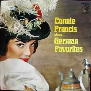 Connie Francis Connie Francis sings German Favorites, 1964