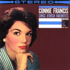 Connie Francis Connie Francis sings Jewish Favorites, 1960