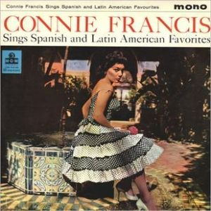Connie Francis Connie Francis sings Spanish And Latin American Favorites, 1960