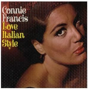 Connie Francis Love, Italian Style, 1967