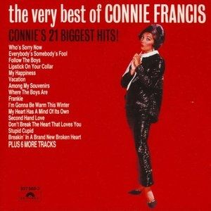 Connie Francis The Very Best of Connie Francis, 1964