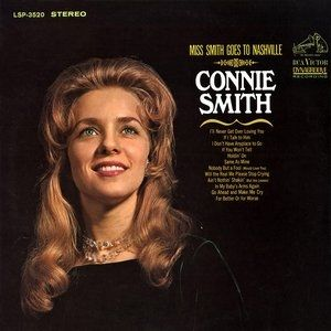 Connie Smith Miss Smith Goes to Nashville, 1966