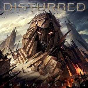 Disturbed Immortalized, 2015
