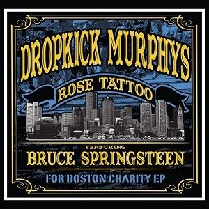 Rose Tattoo: For Boston Charity EP - album