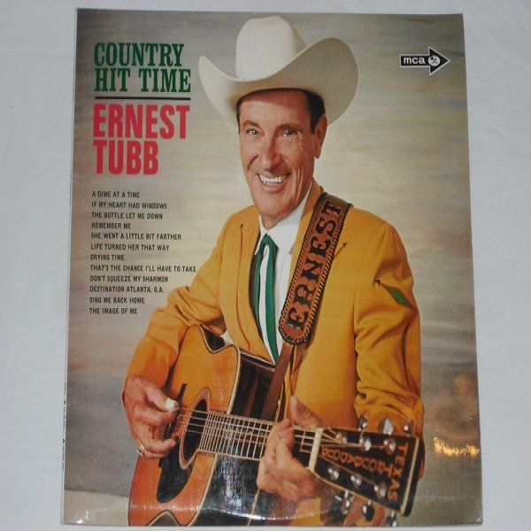 Ernest Tubb Country Hit Time, 1968