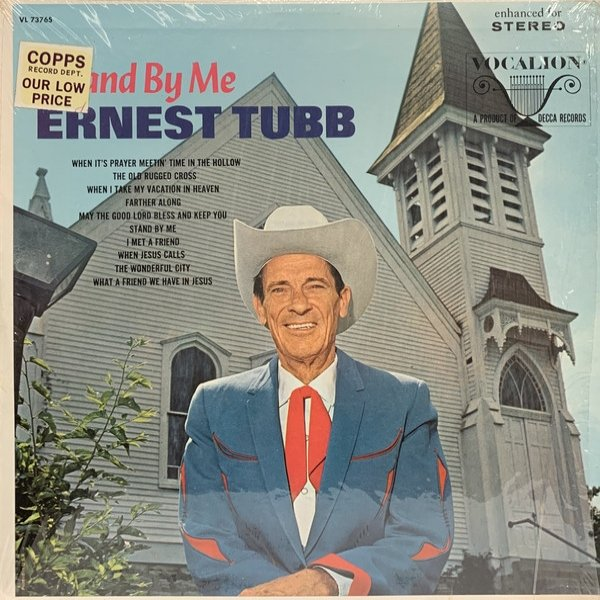 Ernest Tubb Stand by Me, 1965