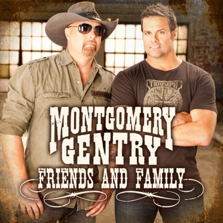 Montgomery Gentry Friends and Family, 2012