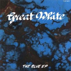 Great White The Blue EP, 1991