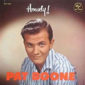 Pat Boone Howdy!, 1956