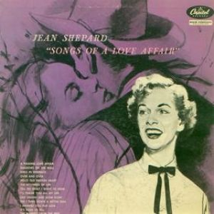 Jean Shepard Songs of a Love Affair, 1956