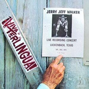 Jerry Jeff Walker Viva Terlingua, 1973