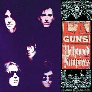 L.A. Guns Hollywood Vampires, 1991