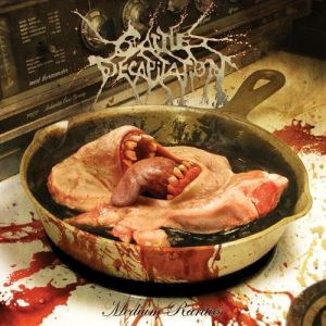 Cattle Decapitation Medium Rarities, 2018