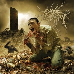 Cattle Decapitation Monolith of Inhumanity, 2012