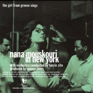 Nana Mouskouri Nana Mouskouri In New York, 2014