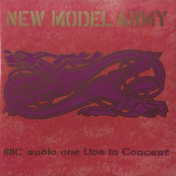 New Model Army BBC Radio One Live in Concert, 1994