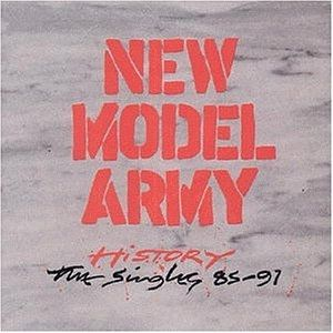 New Model Army History - The Singles 85-91, 1992