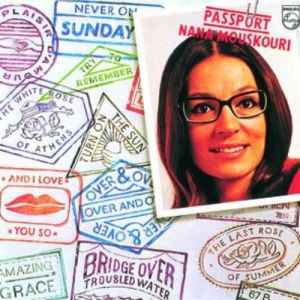 Nana Mouskouri Passport, 1976