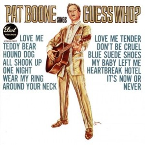 Pat boone sings guess who? Album