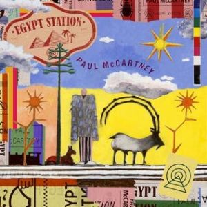 Paul McCartney Egypt Station, 2018