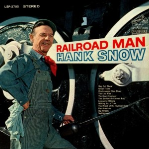 Railroad Man - album