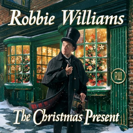 Robbie Williams The Christmas Present, 2019