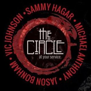 Sammy Hagar At Your Service (Live), 2015