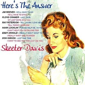 Skeeter Davis Here's the Answer, 1961