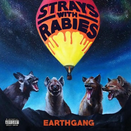 EARTHGANG Strays with Rabies, 2015