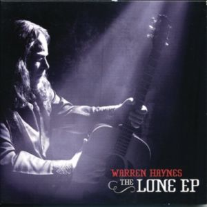 Warren Haynes The Lone EP, 2003