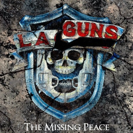 L.A. Guns The Missing Peace, 2017